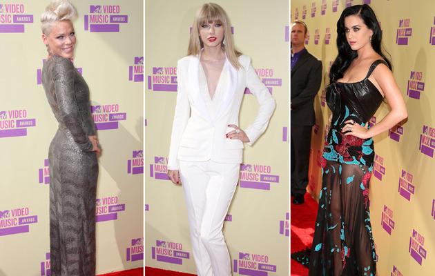 2012 MTV Video Music Awards: Best & Worst Dressed Stars