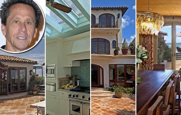Hollywood Mogul Brian Grazer Selling Massive Malibu Home
