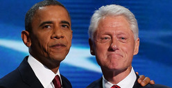 Barack Obama vs. Bill Clinton: Who'd You Rather?