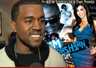 Kanye West -- Watched Kim Kardashian Sex Tape While Ba