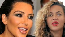 Beyonce -- There's NO BEEF with Kim Kardashian