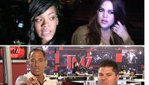 TMZ Live: Rihanna & Chris Brown -- Disgusting VMA PDA