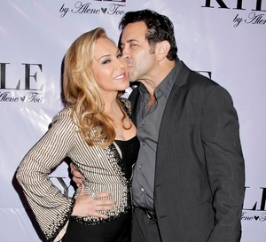 Adrienne Maloof and Paul Nassif -- Before the Split!