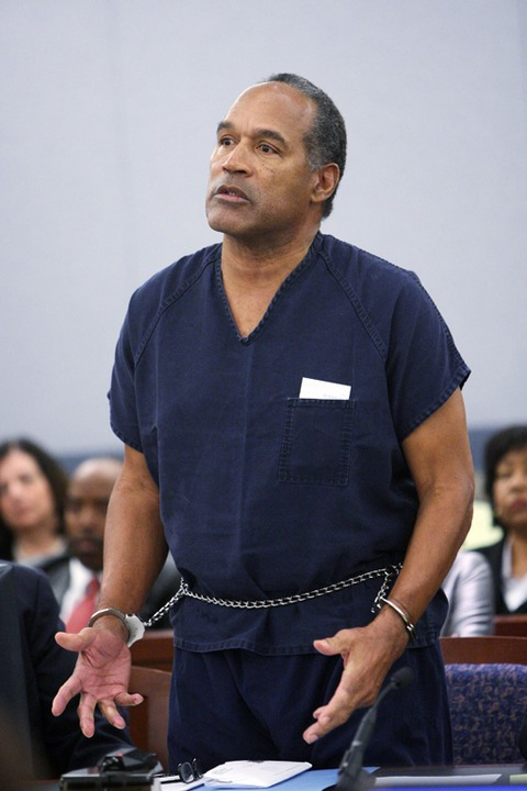 Even if you are behind bars already, Uncle Sam will still come for you. O.J. Simpson failed to pay nearly $180k in federal taxes from 2007-2010. Since then O.J. has been hit with three other tax liens bringing his debt to a grand total of about $580,000 of debt. Guess he isn't getting out anytime soon!