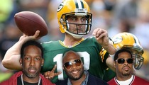 Boyz II Men -- Aaron Rodgers WILL Pay Off Bet ... But it Could Take A While