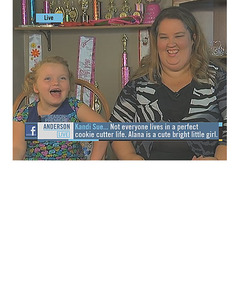 Honey Boo Boo Hijacks TV Interview!