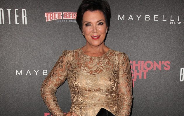 Kris Jenner to Family: Look at My New Boobs!
