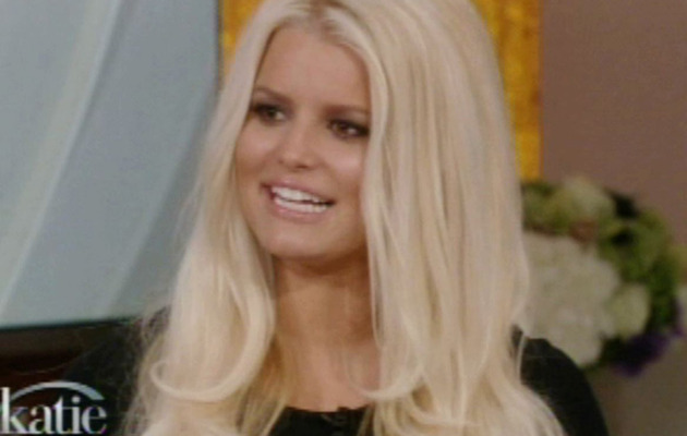 Jessica Simpson On Tabloids: Every Day Is a Struggle for Me