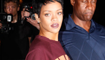 Rihanna Reveals New Underboob Tattoo -- Tribute to Late Grandmother