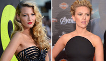 Blake Lively vs. Scarlett Johansson -- Who'd You Rather?