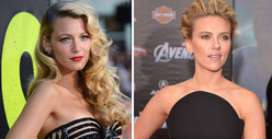 Blake Lively vs. Scarlett Johansson -- Who&#039;d You Rather?