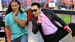 'Gangnam Style' Singer Psy -- Genital Thrusting NEW Dance Move
