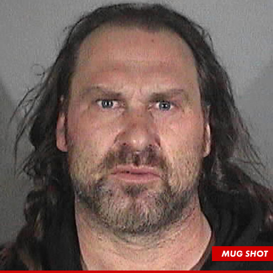 Andrew Bryniarski mug shot -- AKA Lattimer