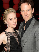 Anna Paquin and Stephen Moyer Welcome Their Twins