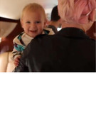 P!nk Shares Home Video of Super Cute Daughter Willow