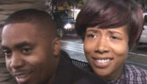 Nas & Kelis -- We're Trying Not to Hate Each Other's Guts
