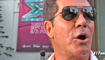 Simon Cowell -- 'The Voice' is Haunting Me!