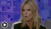 Heidi Klum -- Yes, I'm Banging the Bodyguard