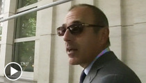 Matt Lauer -- There is NO BEEF with Al Roker