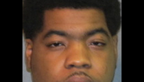Rapper Webbie Arrested -- Accused of Kicking Woman Down Stairs