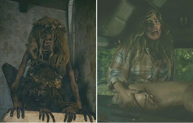 Scary Movie Time -- Two New Trailers To Terrify You!