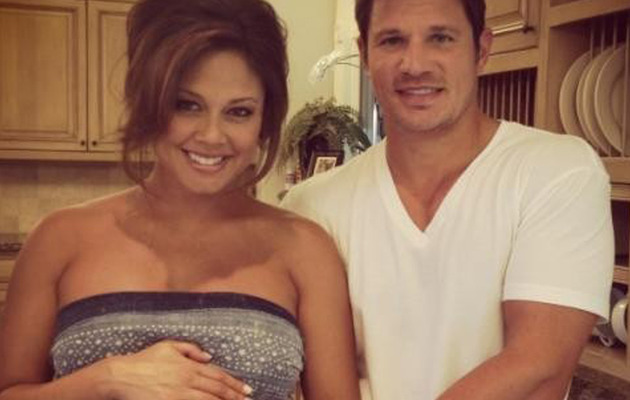 Nick & Vanessa Lachey Welcome Son Camden!