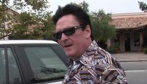 Michael Madsen -- Hospitalized for Flu Symptoms After DUI Arrest