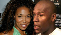 Floyd Mayweather Jr.'s Ex Josie Harris -- I'm Not Mad at Him for Beating Me