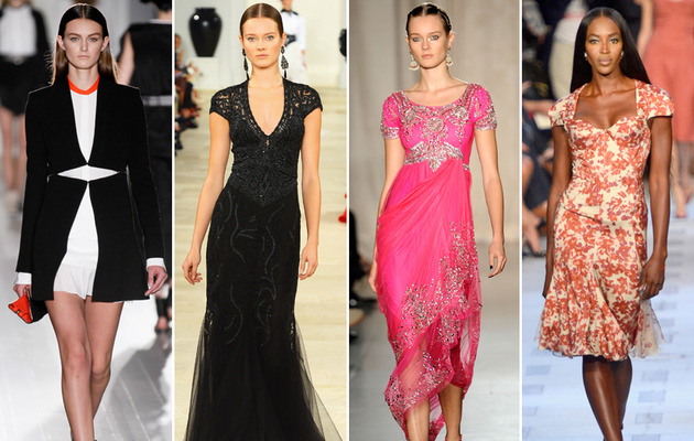 Marchesa and More -- Our Favorite Collections From New York Fashion Week!