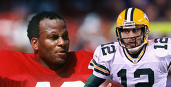 Ronnie Lott -- Aaron Rodgers Should 'Man Up' ... WEAR 49ers JERSEY!!!!