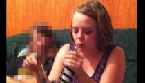 'Teen Mom' Star Catelynn Lowell Hits a BONG