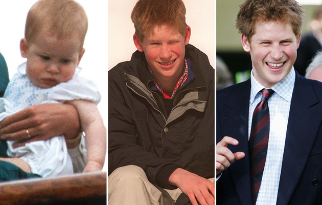 Prince Harry Turns 28 -- See His Craziest Moments!