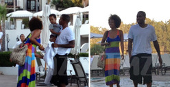 Nas &amp; Kelis -- Romantic Getaway, Minus the Romance