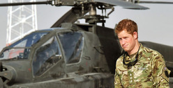 Prince Harry -- Taliban Launch Fatal Attack Near Prince's Base