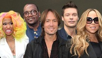 'American Idol' -- Judges Get Right to Work