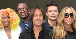 &#039;American Idol&#039; -- Judges Get Right to Work