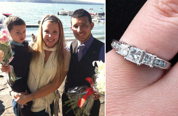 """""""Teen Mom 2"""" Star Kailyn Lowry Engaged -- See Her Ring!"""