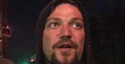 Bam Margera -- Masturbatin&#039; Intruder Secretly LIVED in My Tree