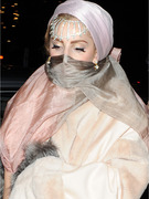 Lady Gaga Wears Her Most Eyebrow-Raising Outfit Yet