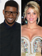 "Usher, Shakira To Join ""The Voice"" Next Spring"