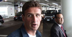 Ryan Lochte -- Jeah, I Heard About Seth MacFarlane&#039;s Impression