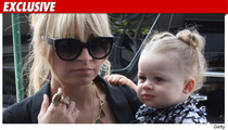 Nicole Richie: The Paparazzi Are Scaring My Kids!