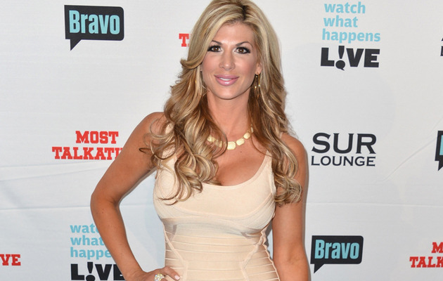 "Alexis Bellino Leaving the ""Real Housewives of Orange County!"""