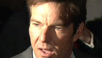 Dennis Quaid -- Sued Over Near-Fatal Horse Accident