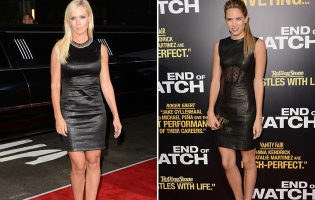 Dress Duel: Who Wore Leather Better?