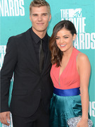 Lucy Hale &amp; Chris Zylka Split -- Chris Disses Lucy on Twitter?