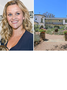 Reese Witherspoon Selling Ojai Ranch Where She Wed!