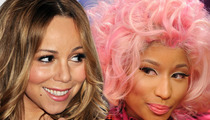 Mariah Carey & Nicki Minaj CALL A TRUCE on 'American Idol'