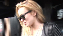Lindsay Lohan -- Witness Says Actress Was NOT Drunk