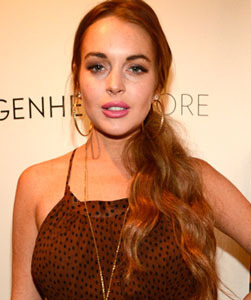 Lindsay Lohan Arrested Days After Amanda Bynes Tweet